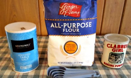 Substitute For Self-Rising Flour