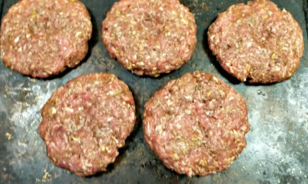 Forming Hamburger Patties
