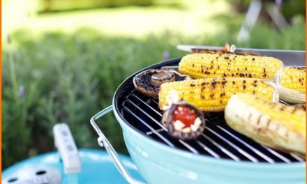 A Natural Way To Make Your Grill Grates Non Stick