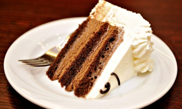 Perfect Slice Of Cake