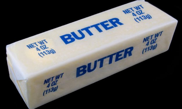 Save Empty Butter Wrappers